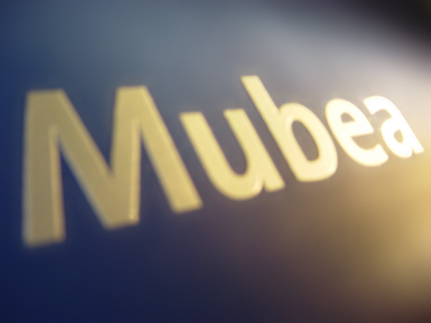 Mubea logo mood
