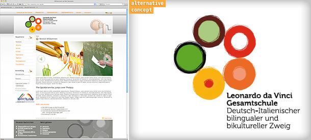 Alternative concept 3