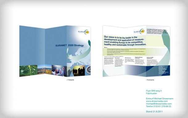 EURAMET 2020 Strategy flyer